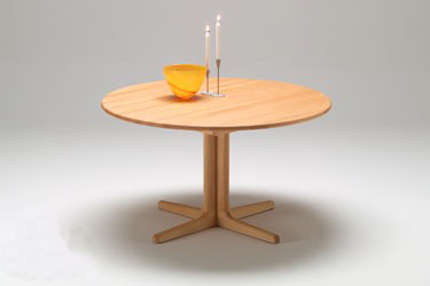 calle esstisch hansen sitcomfort. Black Bedroom Furniture Sets. Home Design Ideas